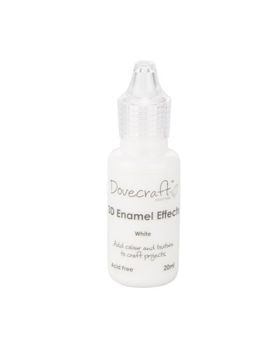 3D Enamel Effect White
