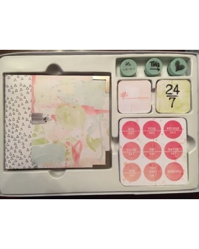 Project Life Album Kit 4x4 Love Notes