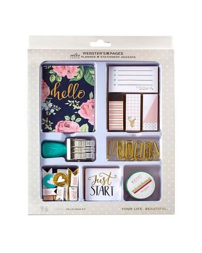 Project Life pack Hello Dear Kit