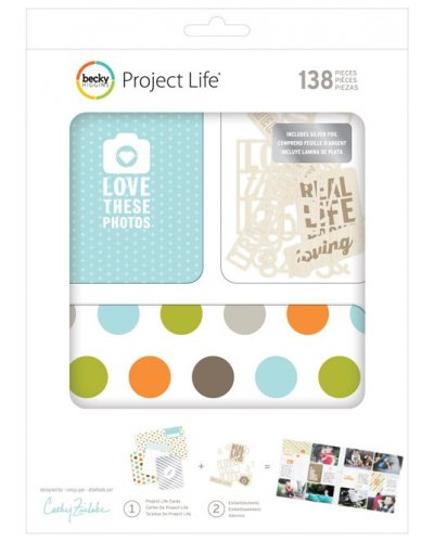Project life pack Cathy Zielske