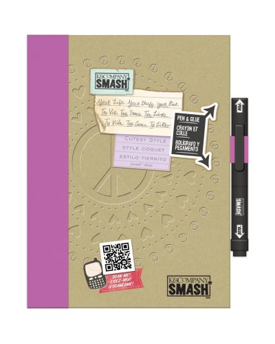 Smash Journal morado
