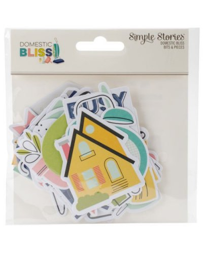 Domestic Bliss Die cuts