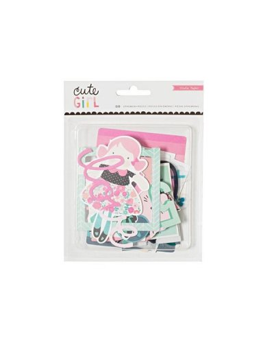 Cute Girl Die cuts