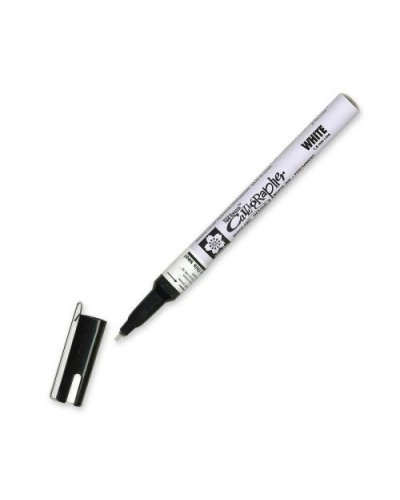 Pen Touch Calligrapher Blanco