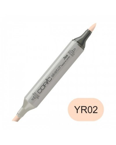 Copic YR02 Light Orange