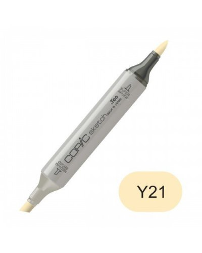 Copic Y21 Buttercup Yellow