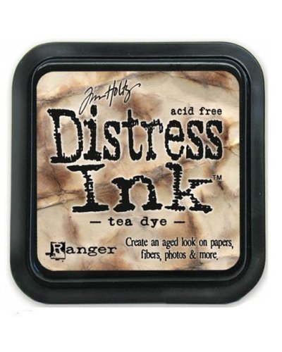 Tinta Distress Tea Dry