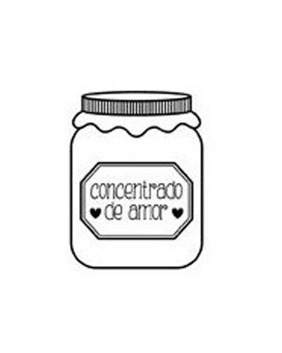 Sello Concentrado amor
