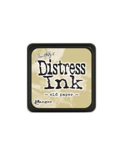 Tinta Mini Distress Old Paper