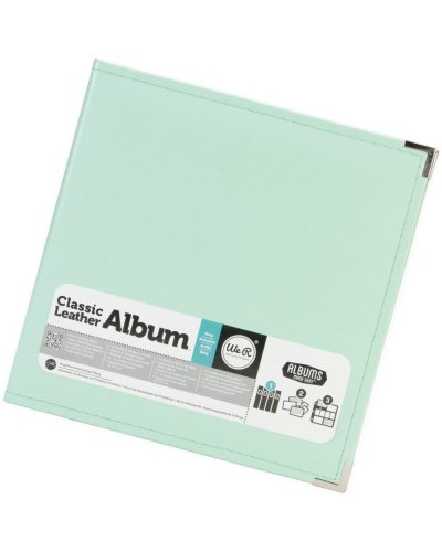 Project Life Album Classic Leather mint