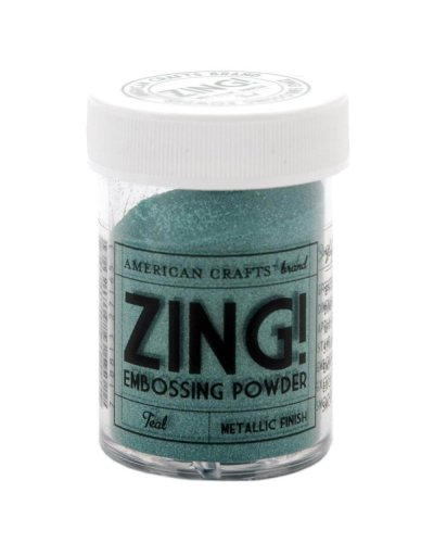 Zing Teal metalic finish