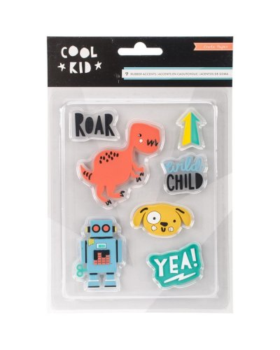 Formas de Goma Crate Paper cool kid
