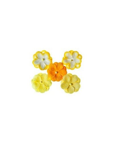 Flores SCB Double Flower Amarillo