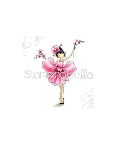 Sello StampingBella Tiny Townie Orchid