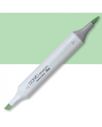 Copic Sketch YG41 Pale Cobalt green